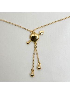 AMOR Taillenkette gold, silber