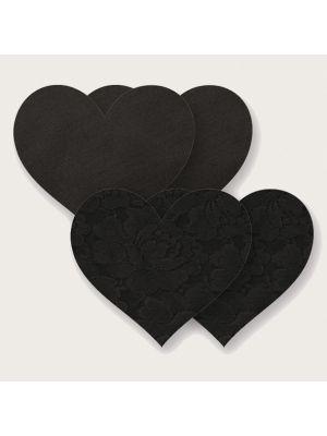 NIPPIES HEART BLACK