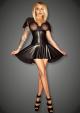 STACY schmeichelndes Kleid mit Front-Zipper